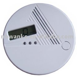LCD Diplayer Carbon Monoxide Detector (XCD-01)