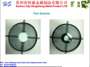 Flat Type Fan Guard for Case or Cooling Fans Computer Case Cooling