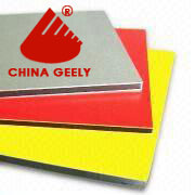 Aluminum Composite Panel (Geely-025) pictures & photos