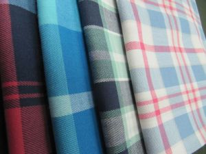 Yarn Dyed Cotton Stretch Flannel for Shirt pictures & photos