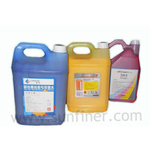 Solvent Ink for Seiko SPT510/255 Printhead (SK4)