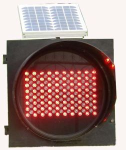 Solar Traffic Warning Light (HNSW-FW12)