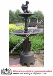 Cast Iron Water Pool Fountain (SK-7401) pictures & photos