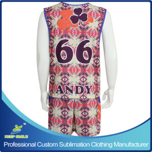 Custom Made Sublimation Boy′s Sporting Wear pictures & photos