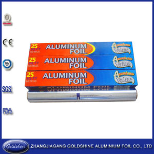 Automatic Aluminum Foil Roll Machine 1 (GS-AF-600) pictures & photos