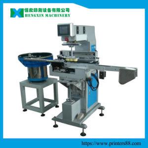 Gaflon Seal Tape Automatic Pad Printer Machine pictures & photos