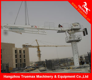 Hydraulic 3 Arms Concrete Placing Boom pictures & photos