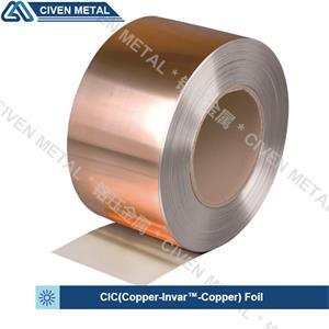 Cic Copper Cladded Steel Foil