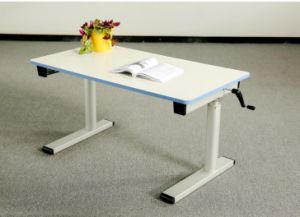 Aluminium Height-Adjustable Desk Frame with Lifting Columns (ZHOF02)