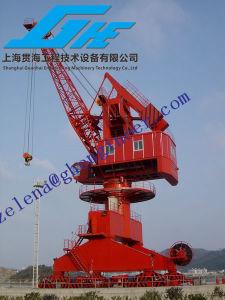 Lattice Structure Boom Traveling Portal Crane pictures & photos