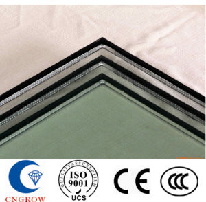 Low-E Insulated Building Glass with CE Approval
