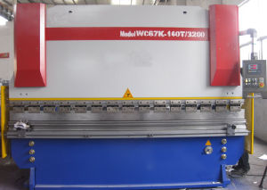 Nc Hydraulic Press Brake (160T3200) with E200 pictures & photos