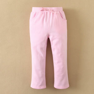 Designed Baby and Toddler Girl Long Pants for Wholesale