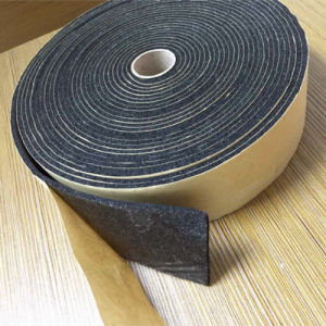 Good Quality NBR Foam Tape for Sealing pictures & photos