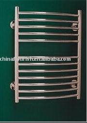 Curved Round Pipe Stainless Steel Ladder Towel Radiator (YC/C-I/12-400)