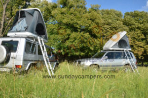 Auto Vehicles Roof Top Tents (3perosn) pictures & photos