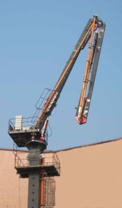 Column And Climbing Concrete Placing Boom (HG28H) pictures & photos