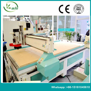 1325 Atc Wood Working Machinery CNC Router with 8 Tools pictures & photos