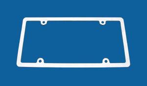 USA License Plate Frame (LF8026P-C)
