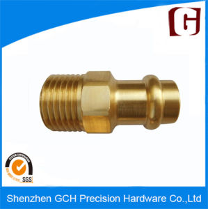 Customized Design High Quality CNC Machined Copper Bolts pictures & photos