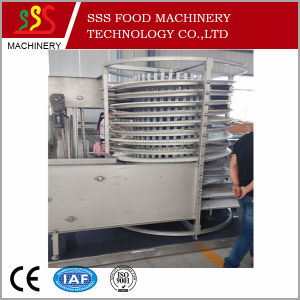 2000kg Spiral Freezer/Blast Freezer