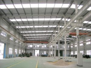 Prefabricated House/Steel Structure Warehouse (SSW-522) pictures & photos