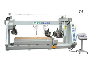 Double-End Cutting Saw - 1