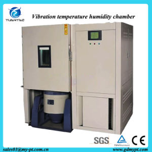 High Frequency Sine Vibration Tempearture Moisture Control Chamber pictures & photos