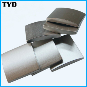 Powerful Magnetic China Arc NdFeB Permanent Magnet