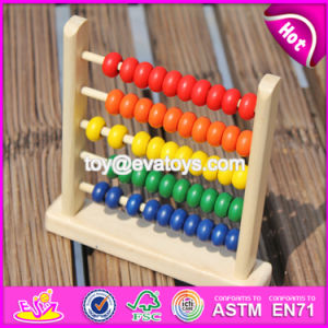 New Design Small Intelligent Wooden Abacus for Babies W12A027 pictures & photos