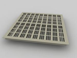35% Air Flow Perf. Panel