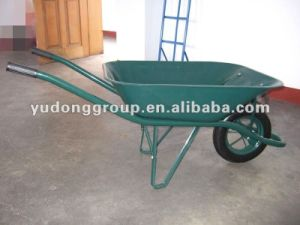 France Model Industrial Wheel Barrow Wb6400 pictures & photos