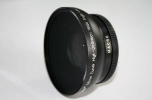 52mm 0.25x Fish Eye Lens With Macro (52FW3201)