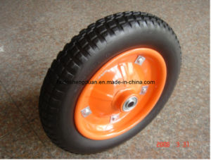 PU Foaming Wheel 300-8 pictures & photos
