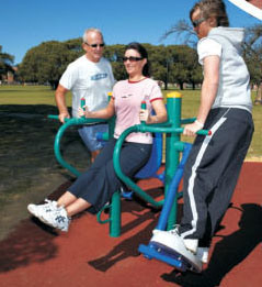 Outdoor Fitness Equipment pictures & photos