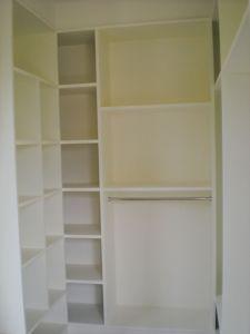 Bedroom Closet (Real Project)