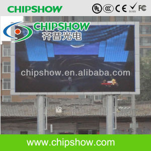 Chipshow P16 Outdoor Full Color High Quality LED Screen pictures & photos