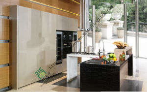 2016 Modern Rta Customized Lacquer Kitchen Cabinets (ZS-146) pictures & photos