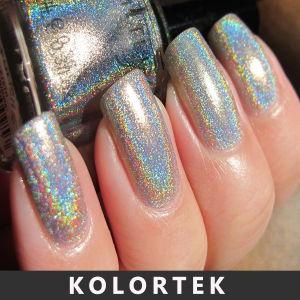 Silver Holo Pigment, Kolortek Effect Pigments Manufacturer pictures & photos