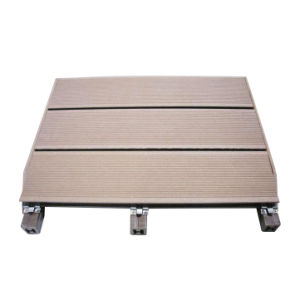 Wood Polymer Composites Decking/WPC Flooring (HO02515) pictures & photos