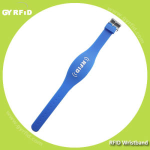 Wrs04 Is Dual Frequency RFID Wristband, Lf+UHF, Hf+UHF Type (GYRFID) pictures & photos