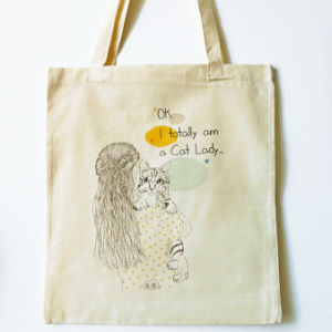 Four Color Cotton Bag as Customer Print pictures & photos
