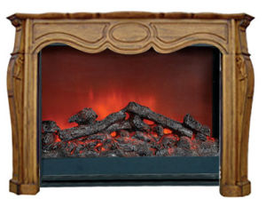Electric Fireplace/Decoration Furniture (037) pictures & photos