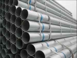 Green House Hot Dipped Galvanized Steel Pipe/Tube Made in Tianjin China pictures & photos
