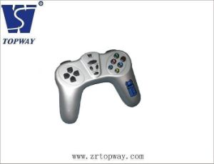 USB Single Dual-Shock Joypad Video Game Accessory (TP-U518BII)