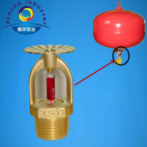 Brass Plated Pendent Fire Sprinkler pictures & photos