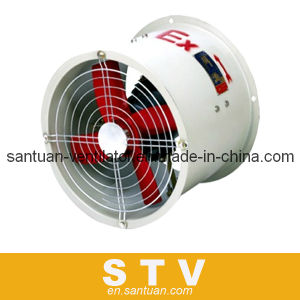 Axial Flow Fan (T35-11 (BT35-11) Series)