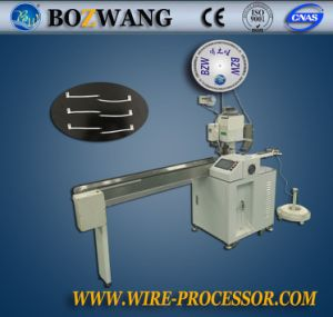 Bozwang Full Automatic Flag Shap Terminal Crimping Machine (conveying belt) pictures & photos