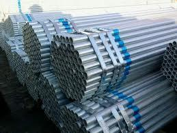 Carbon Steel Welded Galvanized Pipe