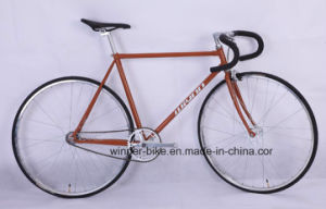 Lugged Cro Moly Retro Vintage Fixed Gear Bicycle pictures & photos